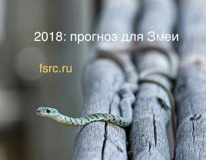 2018: прогноз для Змеи